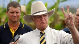 Bob Katter alternative government