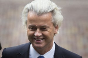 Dutch MP Geert Wilder