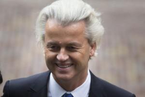 Dutch MP Geert Wilder