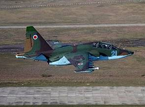 Israeli-modified SU-25KM