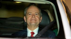Bill Shorten, the miniature version of politics