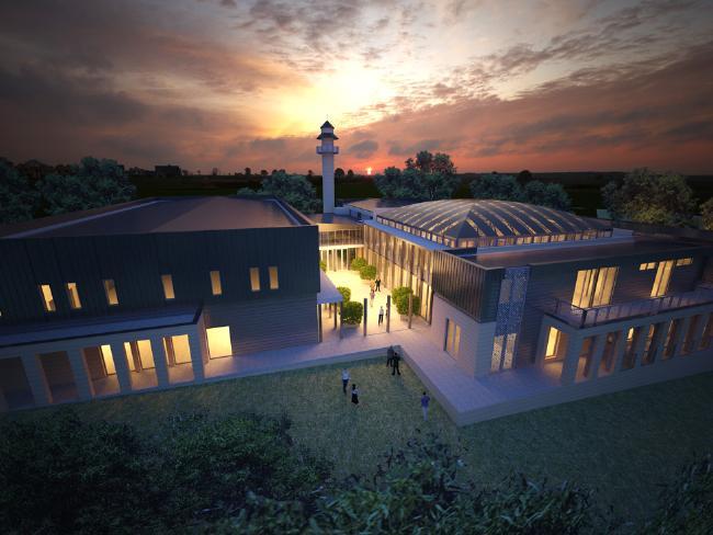 bendigo bank mosque impost is
