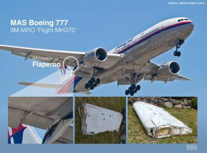 Image result for MH370 flaperon