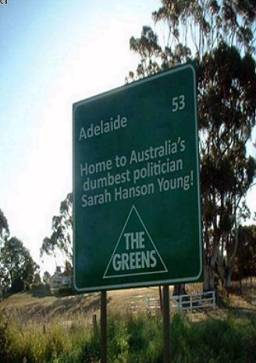 hanson-young-road-sign