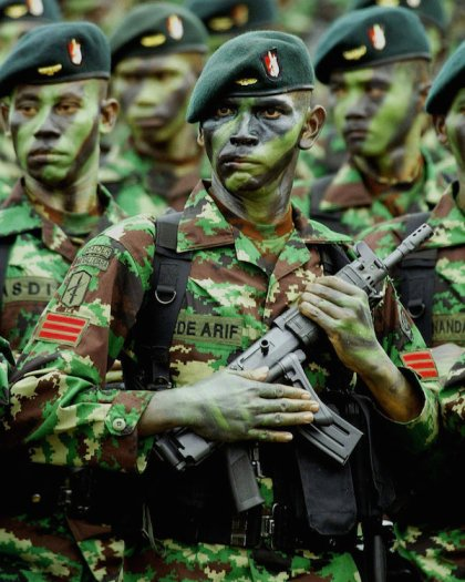 indo-troops