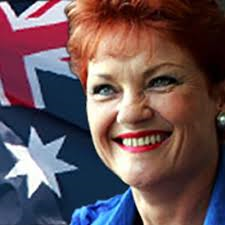 Pauline Hanson. One Nation has mooted a return of national conscription for 17 to 24 year olds