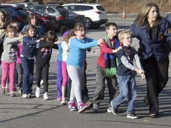 Sandy Hook shootings staged with culprit facing lawsuits of