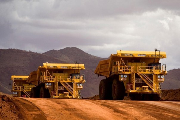 Rio Tinto brings more driverless machinery onto line